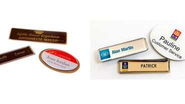 The Need For Customized Name Tags And Badges In Your Business