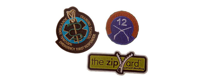 Embroidered-Badges