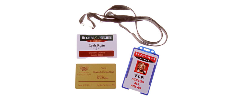 Staff Name Badges | ID Badges | Photo Identification Badges | ID Cards