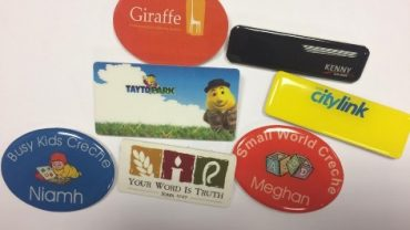 Using Personalised Badges to Advertise Cannot Be Easier Than This