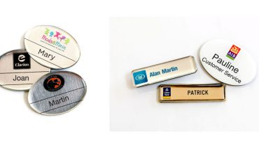 Get Affordable But Amazing Name Tags For Your Company Employees