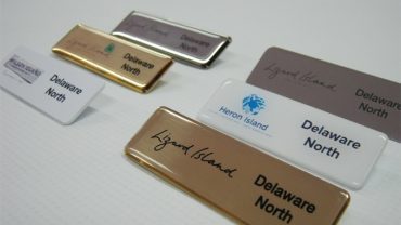 Create your identity – Corporate Badges and Name Tags