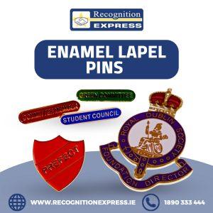 Enamel-Lapel pins